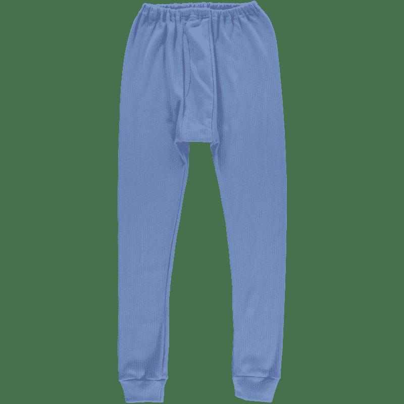 kalesony błękit prążek bawełniane ewax
