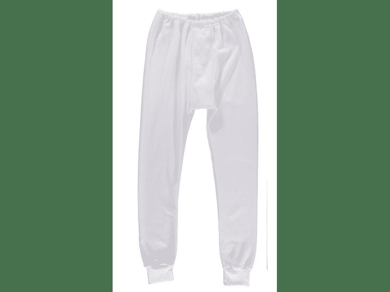 kalesony dresowe białe ewax