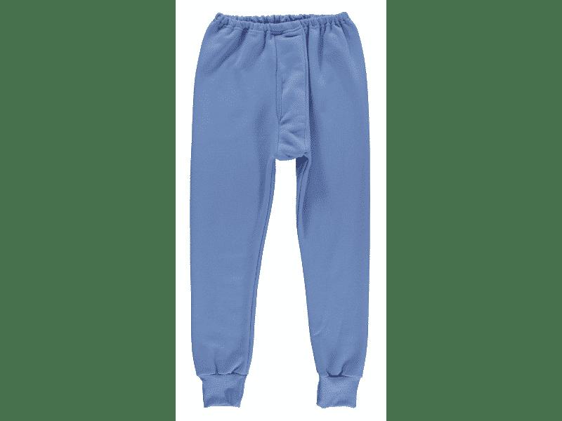 kalesony dresowe niebieskie ewax
