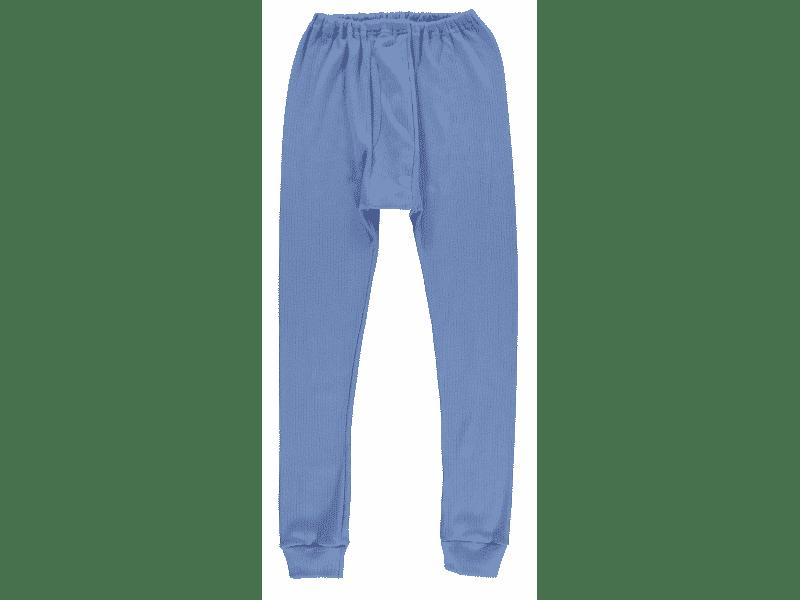 kalesony prążek niebieskie ewax