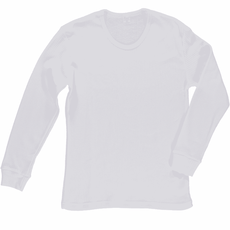 podkoszulka biel prążek bawełniane ewax